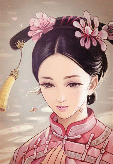 雍正皇妃传奇